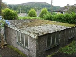 Grimston Garage Asbestos Roof Removal Bradford